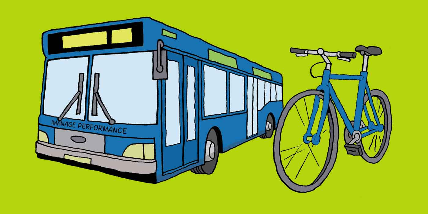 Informal Learning - Bus or Bike?